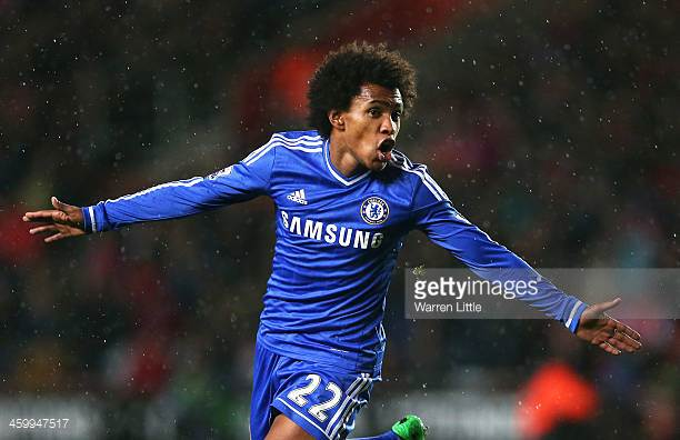 Willian - Getty